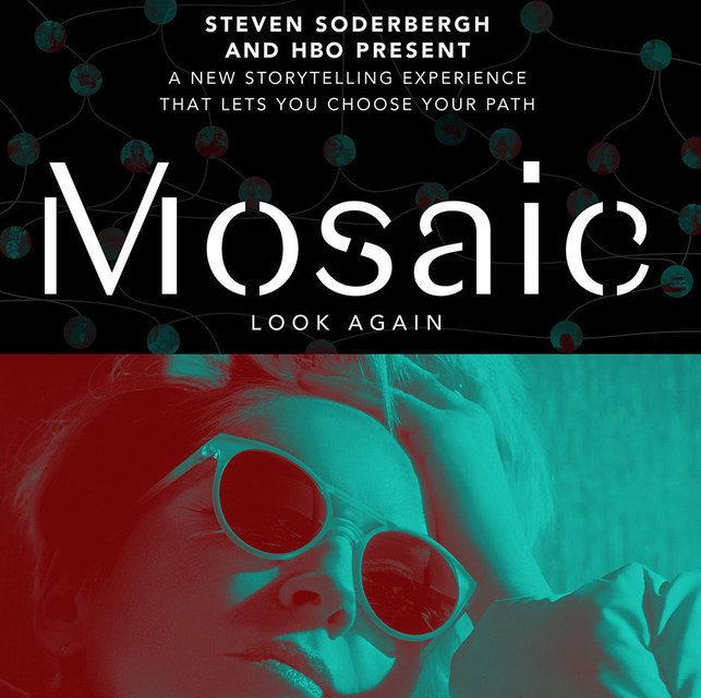Вышел трейлер интерактивного сериала Стивена Содерберга «Мозаика»