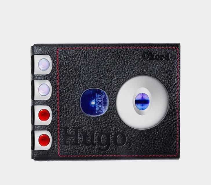 Chord Electronics выпустила кожаный чехол для ЦАПа Hugo 2