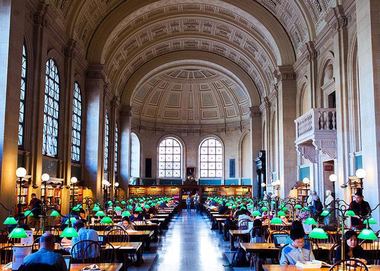 Бостонская общественная библиотека выложит в онлайн оцифровки почти 200 000 пластинок