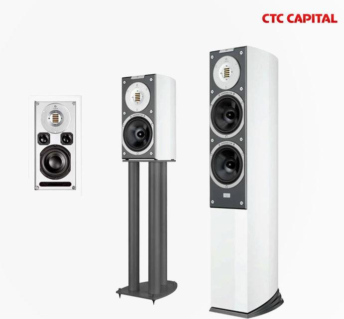 Российским дистрибьютором Audiovector стала компания CTC Capital