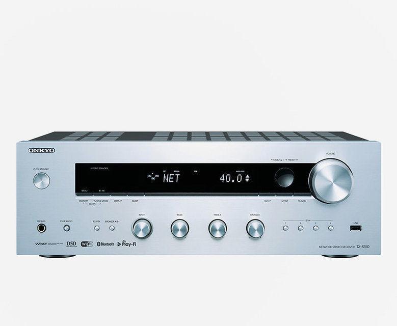 Onkyo выпустила сетевой стереоресивер TX-8250