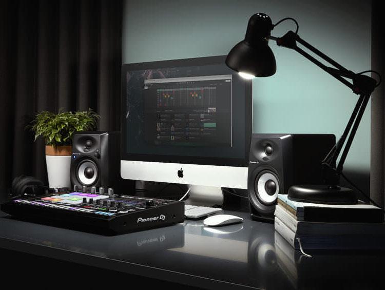Активные мониторы DM-40BT от Pioneer DJ получили поддержку передачи по Bluetooth