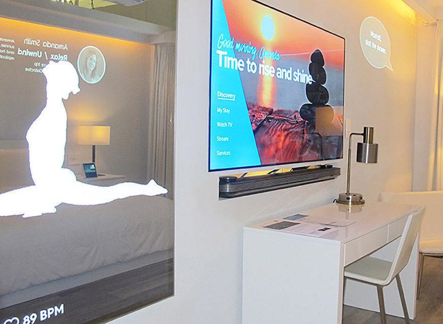 Samsung, Legrand и Marriott International объединились для создания умных гостиниц будущего