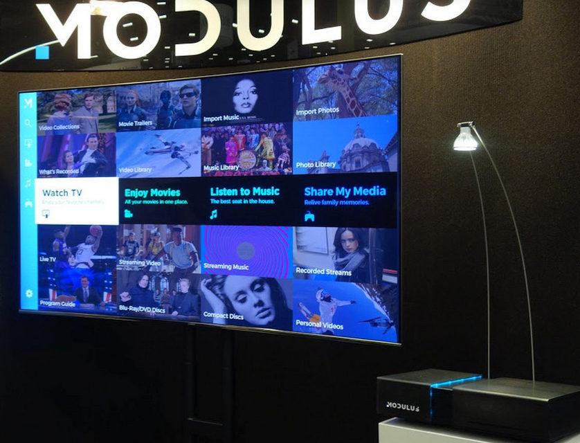 4K-медиасервер Modulus M1: универсальная ТВ-приставка, хранилище и плеер