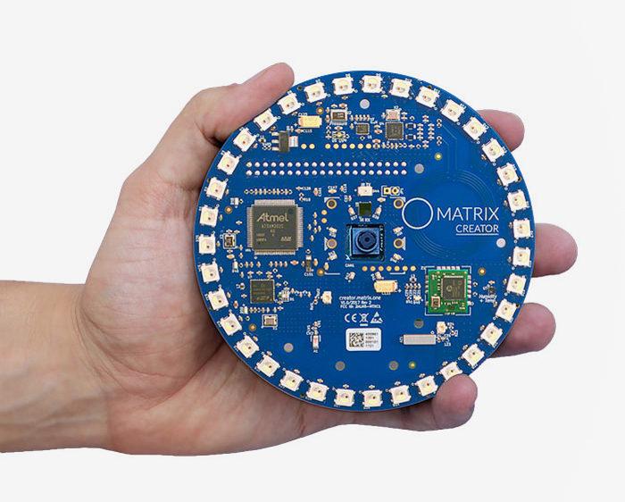 Matrix Creator: платформа для создания умных систем с сертификацией Z-Wave Plus