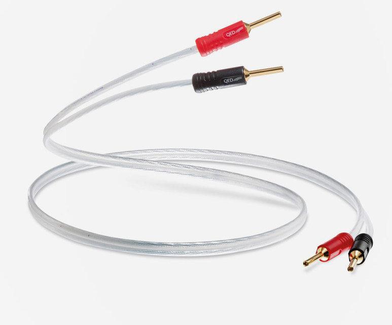 QED анонсировала выход бюджетного акустического кабеля XT25