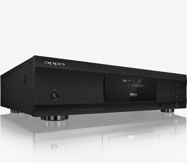 Oppo UDP-205 получил поддержку MQA