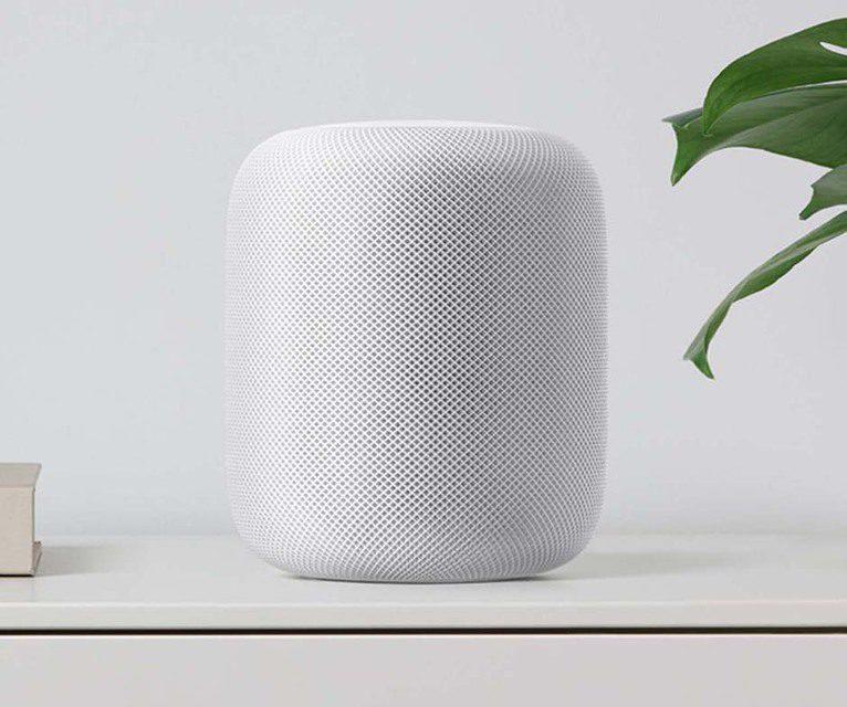 Второе поколение умных колонок Apple HomePod может получить систему распознавания лиц