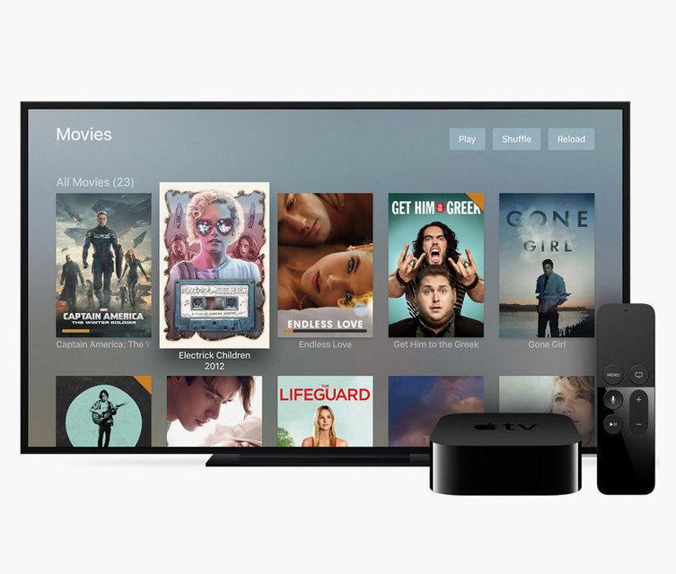 Infuse и Plex на Apple TV 4K теперь поддерживают 4K и HEVC