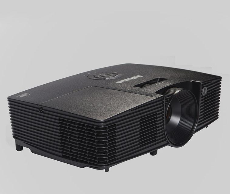 InFocus выпустила шесть недорогих проекторов серий IN110xa и IN110xv для коммерческих помещений