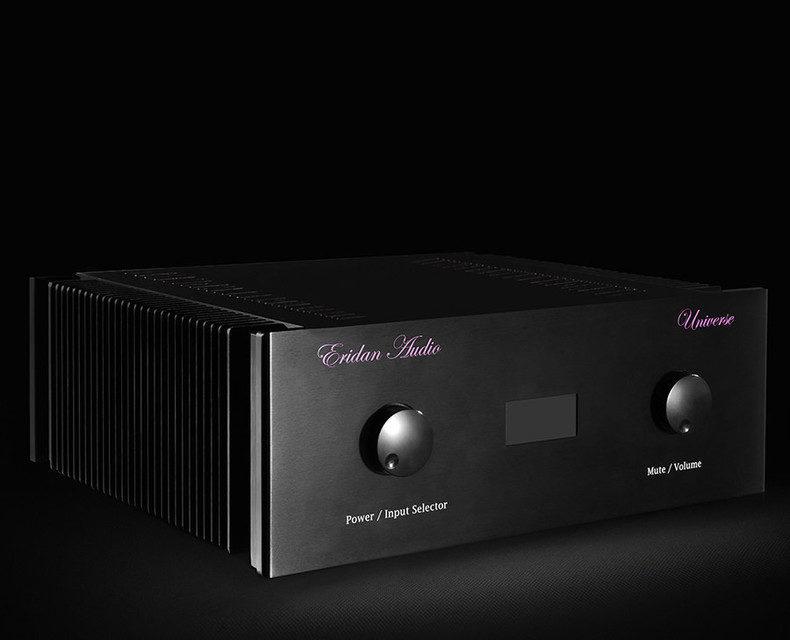 Eridan Audio анонсировала гибридный усилитель Universe без отрицательной обратной связи