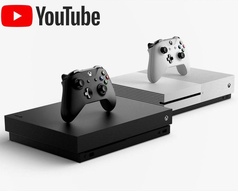 Приложение YouTube для Xbox One X теперь поддерживает 4K