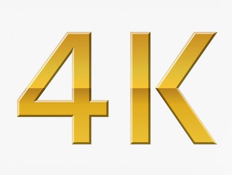 Статистика: контент в 4K не доходит до пользователей