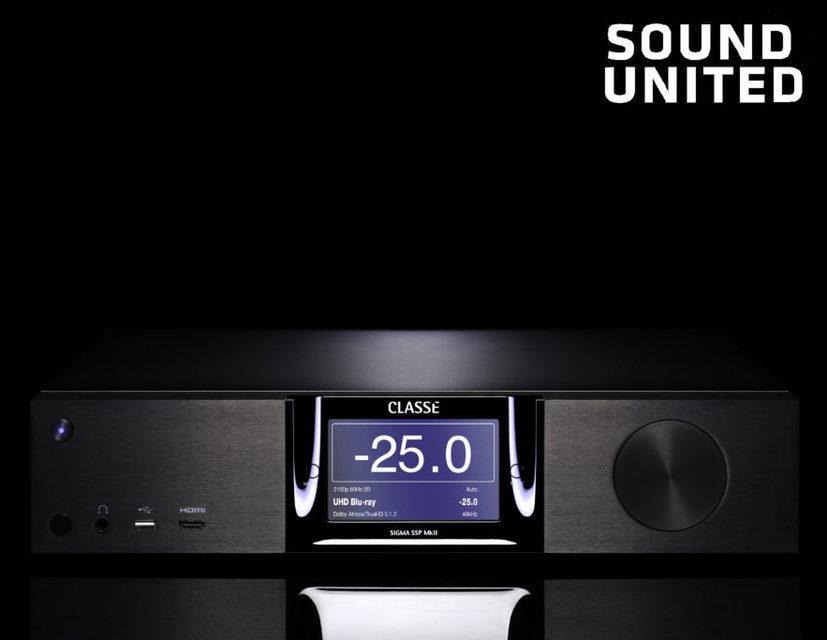 Sound United планирует приобрести Classe