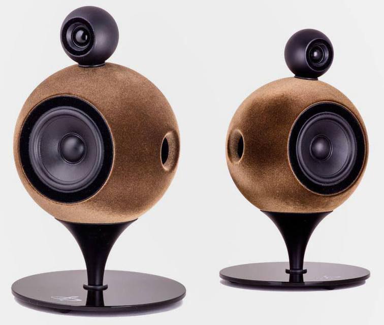 Deluxe Acoustics DAT-200: полочные шары в пассивном и активном вариантах