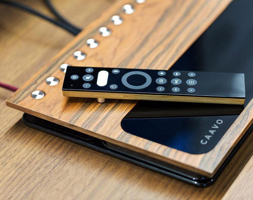 Универсальная система ТВ-контроля Caavo появится в продаже в начале следующего года