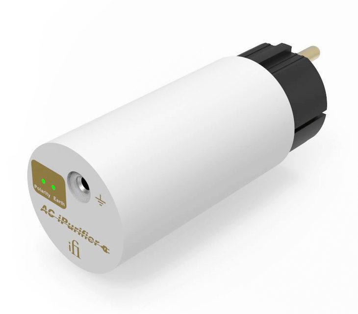 Очиститель питания iFi AC iPurifier: фильтрует помехи и показывает корректность подключения вилок