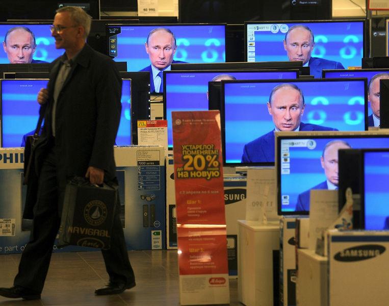 Статистика: в России за год продали 5,1 миллиона телевизоров на 133 миллиарда рублей
