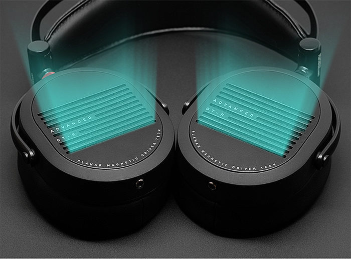 ADV.Sound представила магнитопланарные наушники GT-R за 250 долларов