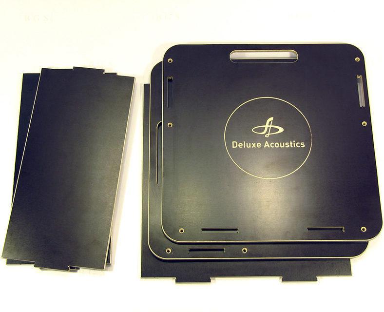 Deluxe Acoustics выпустила аксессуары для проигрывателей винила