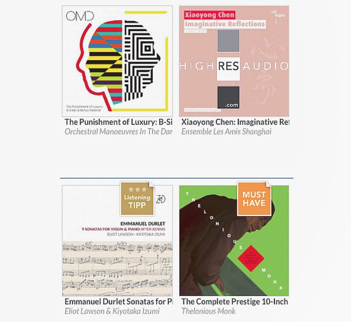 HighResAudio запустит стриминговый сервис в следующем году
