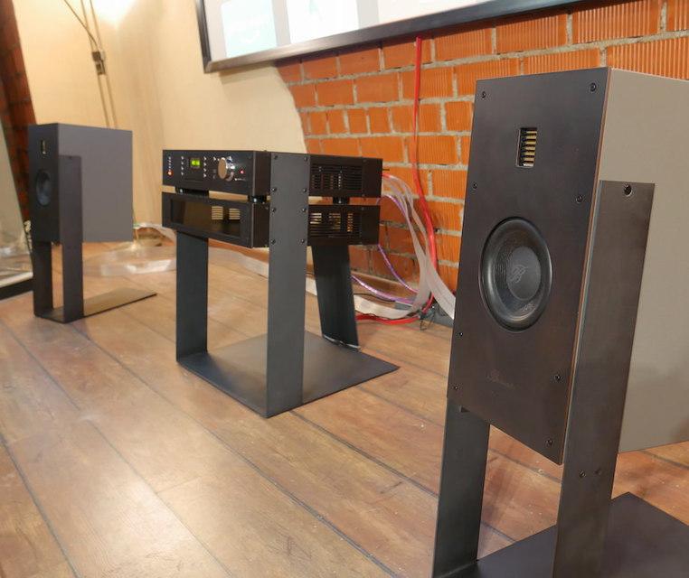 В Москве прошла презентация музыкальной системы Burmester Phase 3