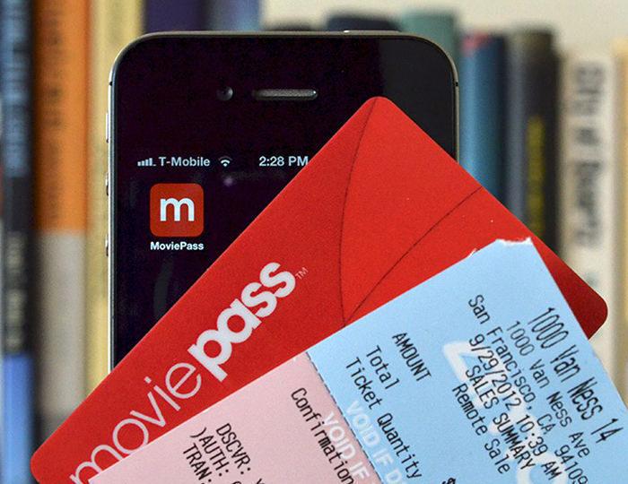 Число подписчиков MoviePass превысило 1 миллион