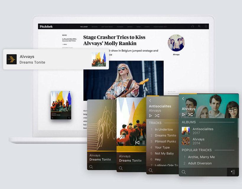 В Plex Labs появилось вдохновленное Winamp приложение аудиоплеера