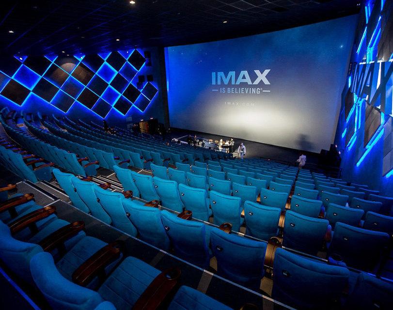 В России открылся 50-й кинотеатр IMAX