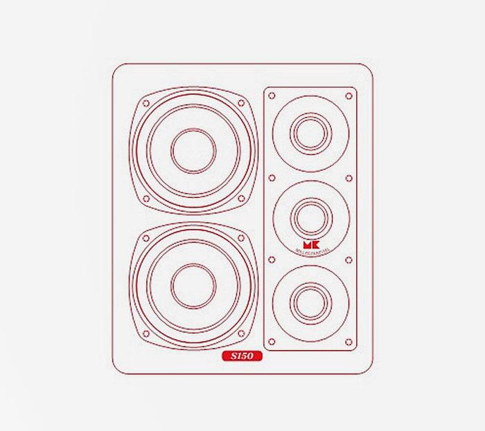 M&K Sound представит на CES 2018 новую версию акустической системы S150