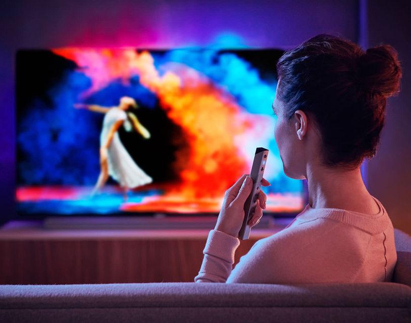 TP Vision выпустит четыре OLED-телевизора в 2018 году
