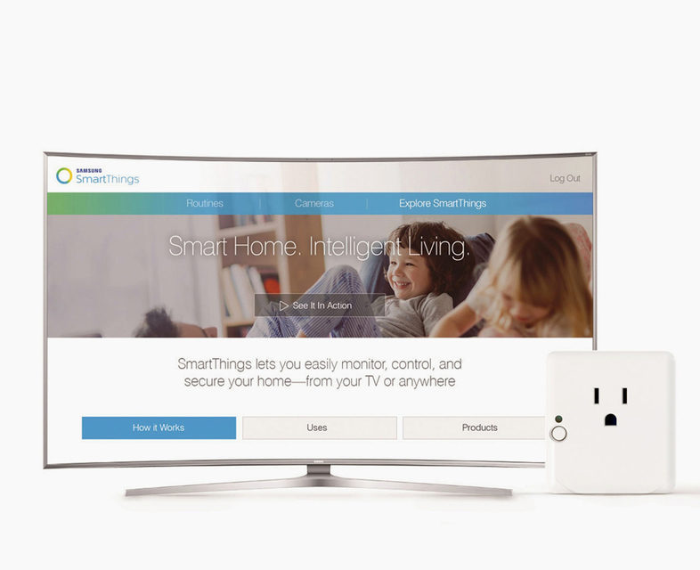 Причиной отмены запуска поддержки SmartThings на телевизорах Samsung стала безопасность
