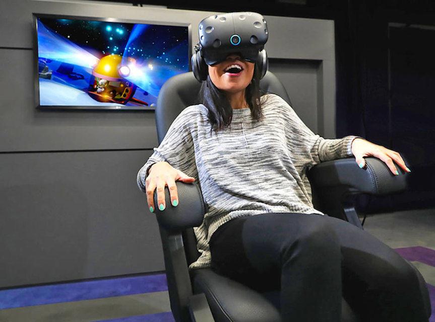IMAX открыл в Лос-Анджелесе первый VR-кинотеатр