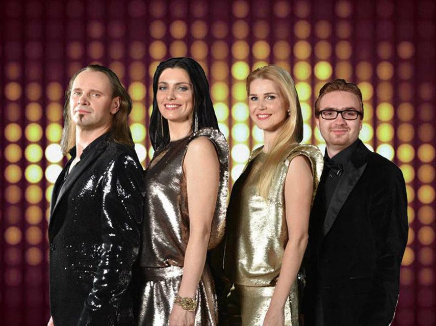 «Винил Джем 2017»: официальный трибьют ABBA — Super Trouper
