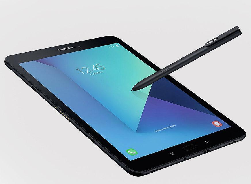 Samsung использует технологии AKG и Harman в планшете Galaxy Tab S3