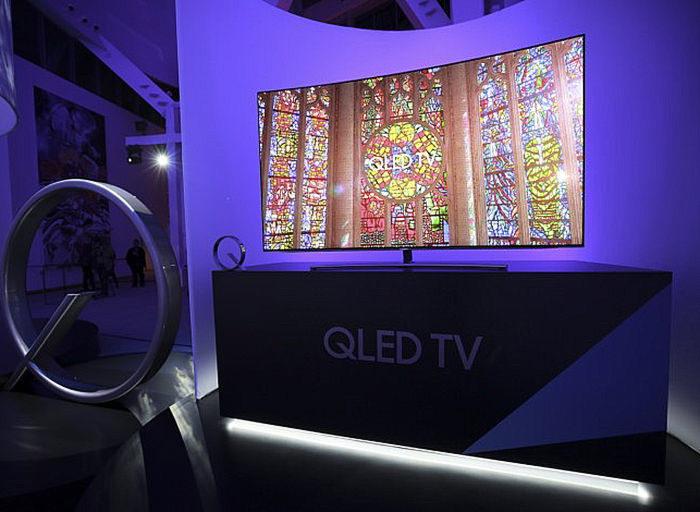 QLED-телевизоры Samsung подтвердили способность передавать картинку в широком цветовом охвате на высокой яркости