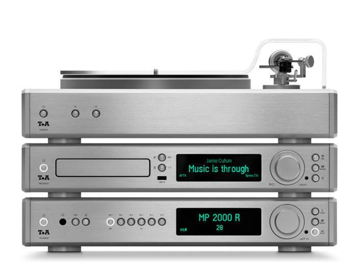 T+A выпустила обновление для сетевых проигрывателей MP 2000 R MKII, MP 1000 E и CD-ресивера R 1000 E