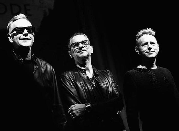 Depeche Mode выложили всеть сингл «Where'sThe Revolution» сальбома «Spirit»