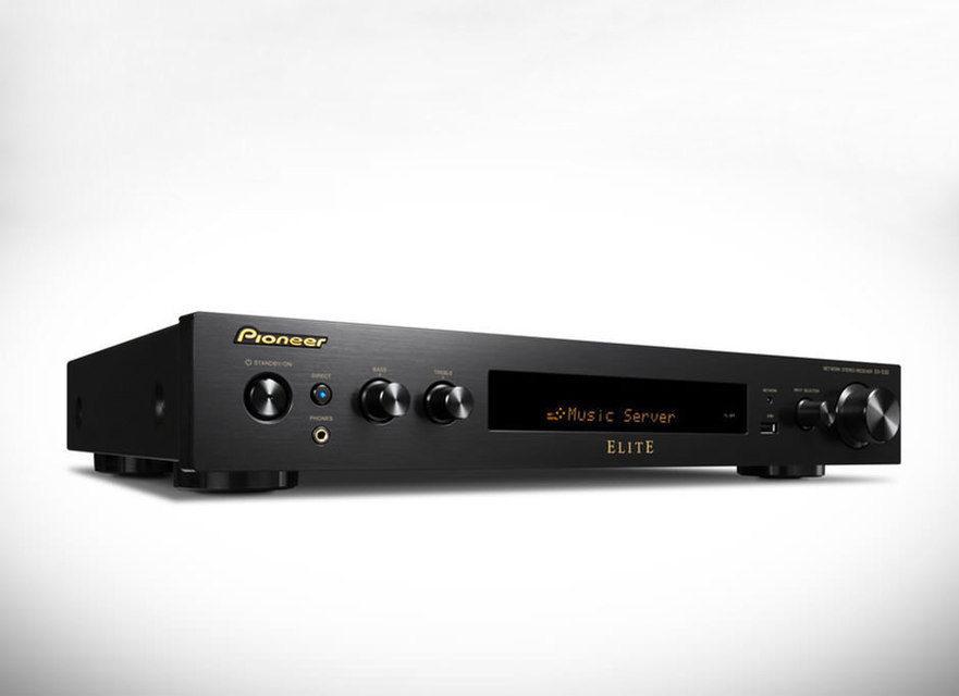 Pioneer выпустила сетевой стереоресивер Elite SX-S30  с поддержкой Hi-Res-аудио