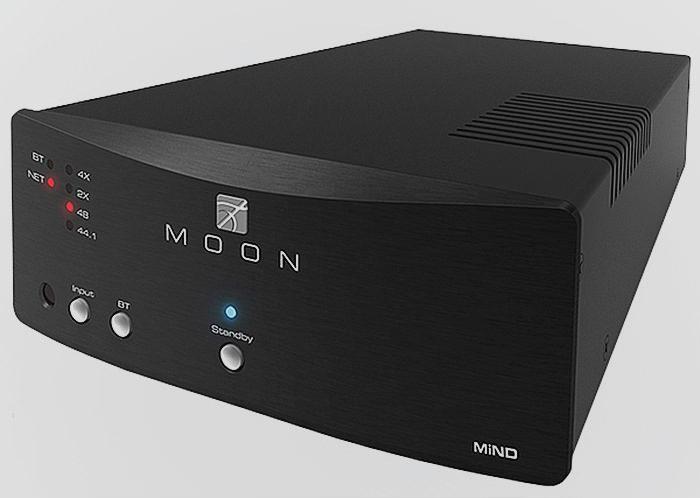 Simaudio анонсировала сетевой стример Moon Neo MiND