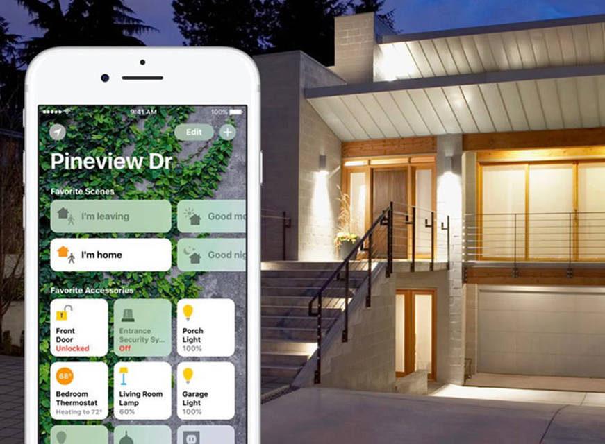 Организация умного дома на платформе Apple HomeKit обойдется примерно в 4500 долларов