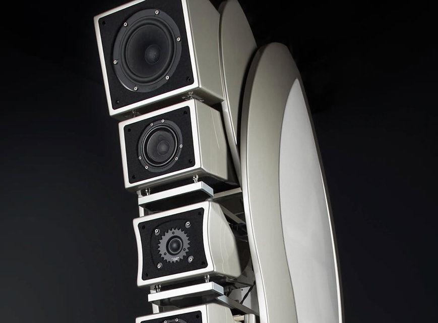 Акустика Wilson Audio WAMM Master Chronosonic ценой 685 тысяч долларов: подробности