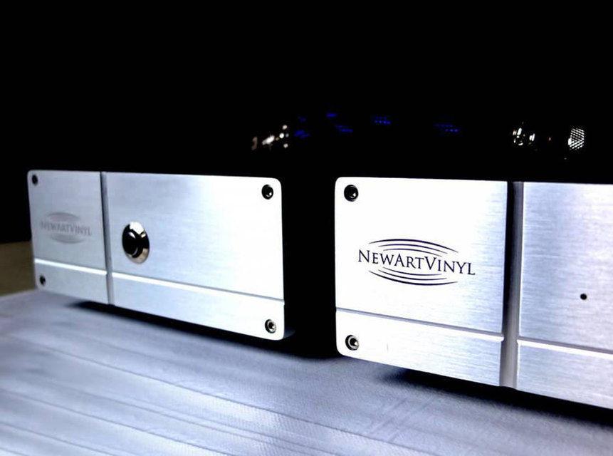 «Винил Джем 2017»: две вертушки, двухблочный фонокорректор и кабели от NewArtVinyl