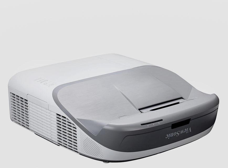 ViewSonic представила ультракороткофокусный домашний Full-HD-проектор PX800HD