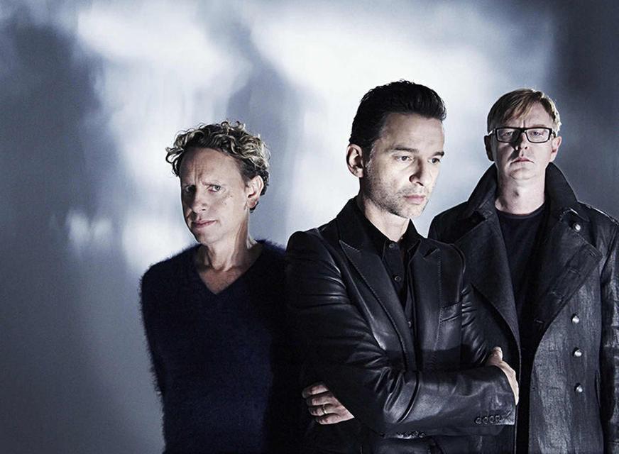 Заглавный сингл «Where's the Revolution» с нового альбома Depeche Mode выйдет завтра