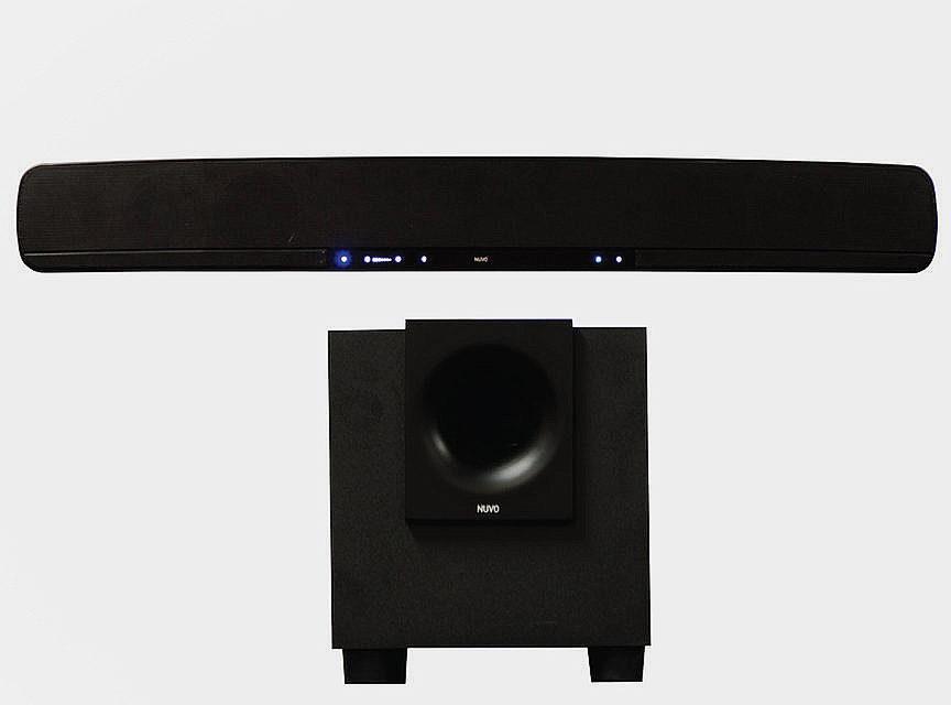 Legrand представила саундбар Nuvo P500 и портативную акустику Nuvo P400