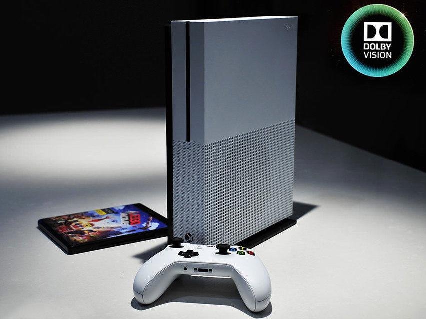 Игровые приставки смогут поддерживать Dolby Vision HDR после программного обновления