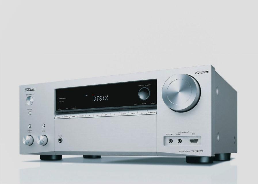 Onkyo представила сетевой AV-ресивер TX-NR676E