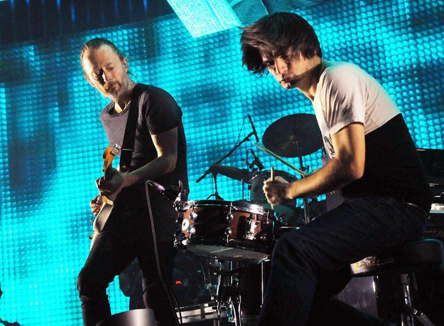 Том Йорк и Джонни Гринвуд сделали ремикс на песни Radiohead для Недели моды в Париже