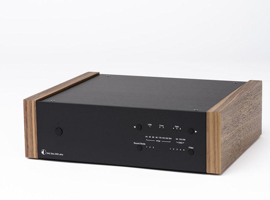 Pro-Ject выпустила всеформатный ЦАП DAC Box DS2 Ultra